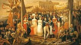 Por la senda liberal/ Viva España con honra (XIX) timeline