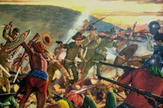 Spanish-America War (War in the Philippines)