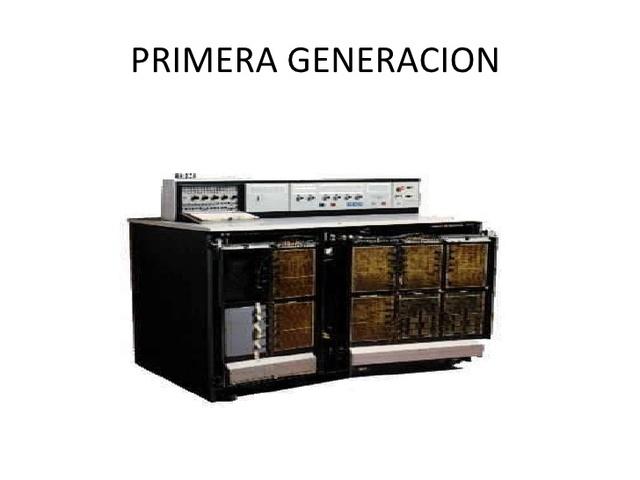 Primera generación (1940-1952).