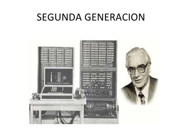 Segunda generación (1956-1964).