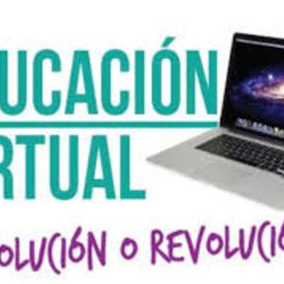 Evolución de los propiciadores tecnológicos de la Educacion Virtual timeline