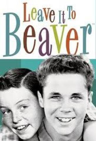 •	Leave it to Beaver First Airs on TV (1957)