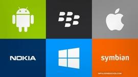Evolución de los Sistemas Operativos Móviles timeline