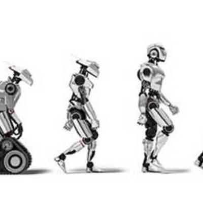 EVOLUCION DE LA ROBOTICA timeline