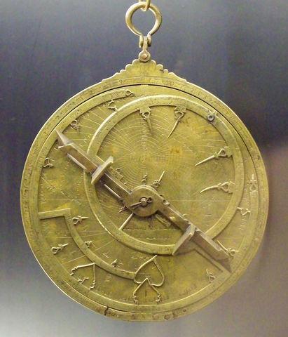 Primer Astrolabio por Nastulus