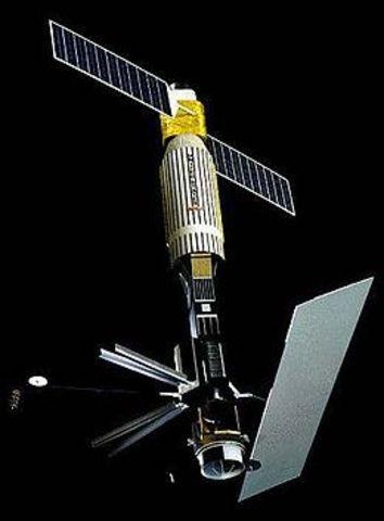 Primeras aplicaciones de Tecnologías espaciales.