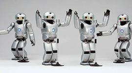 Robotica timeline