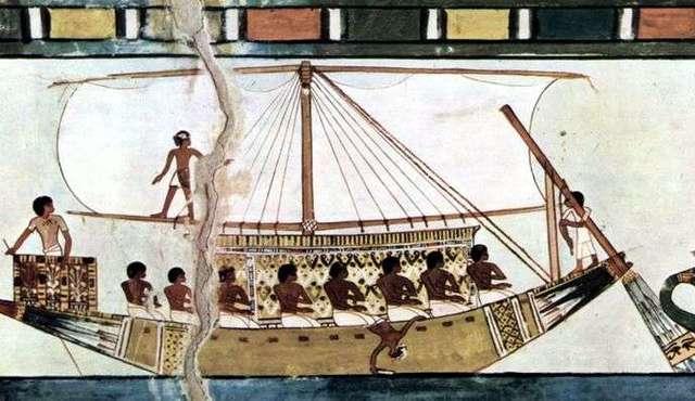Viaje de los egipcios
