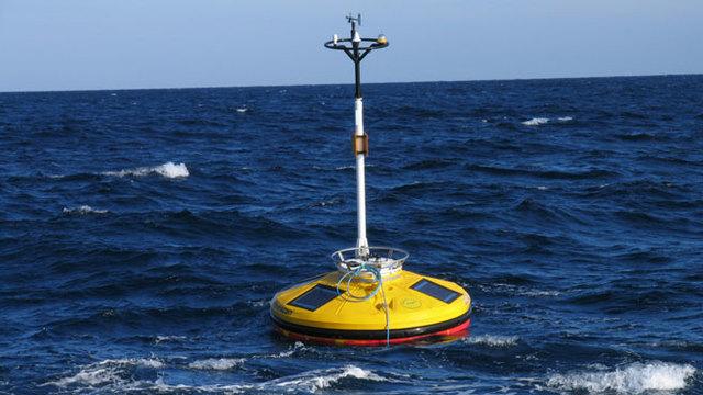 Equipo Oceanográfico para Medidas de propiedades dinámicas