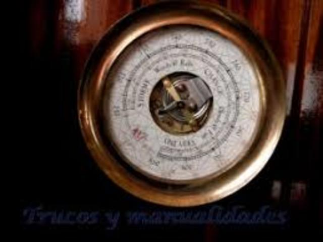 Primer barómetro