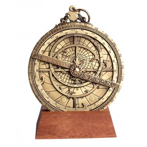 Invención del Astrolabio
