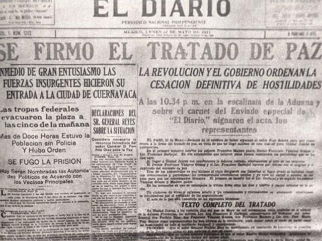 Tratados de Ciudad Juarez
