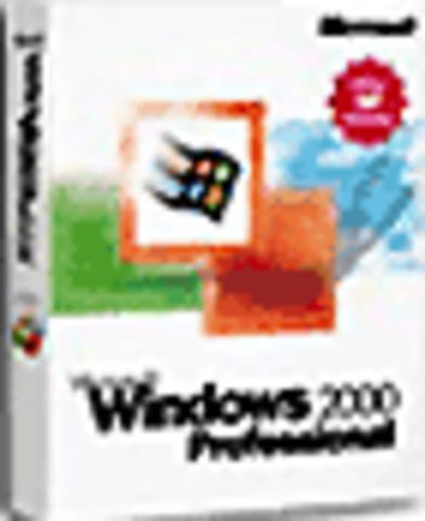2000: Windows 2000 Professional