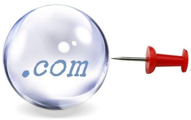 Explosión de la burbuja. com