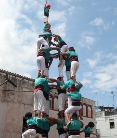 Castellers de Vilafranca Continued