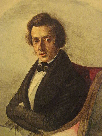 Frederic Chopin was born.