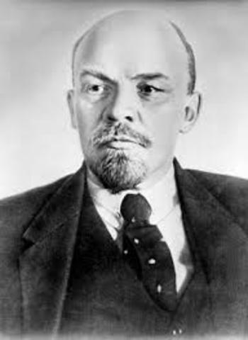The War (Vladimir Lenin )