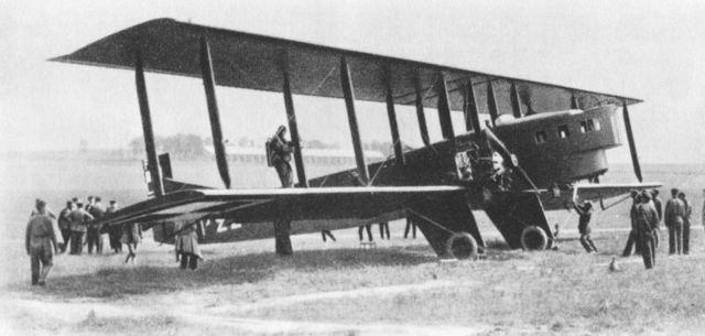 Primer vuelo en Colombia.