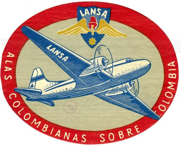 Se crea LANSA (Líneas Aéreas Nacionales S.A)