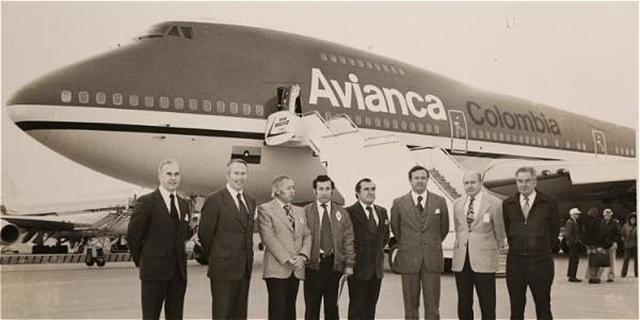 El avion mas grande del mundo.