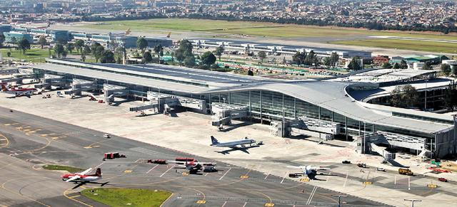 Remodelacion Aeropuerto ElDorado.