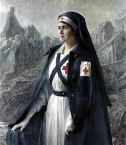 Enfermeras Monasticas