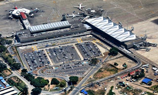 Inauguracion Aeropuerto Alfonso Bonilla Aragon