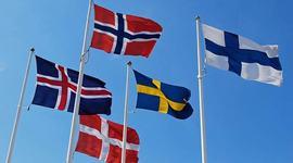 Nordisk sproghistorie timeline