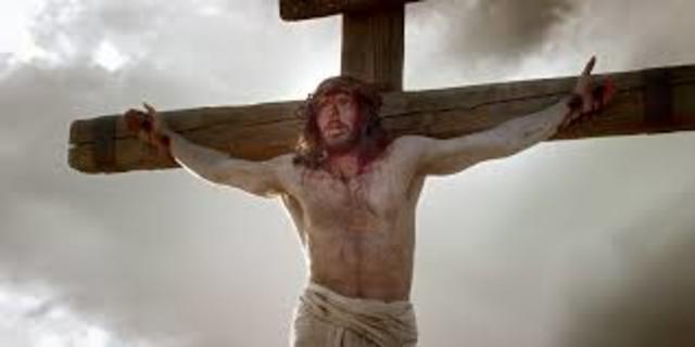 Jesus Dies