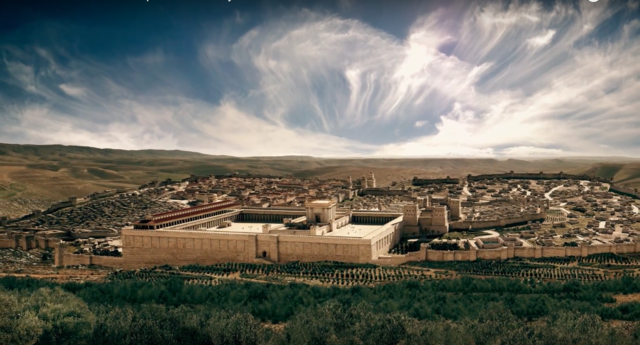 Destruction of the Temple in Jerusalem