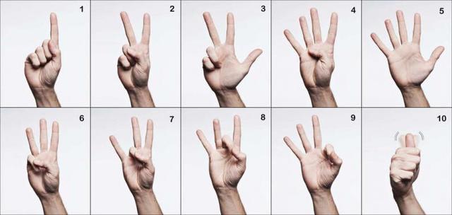se implementó el lenguaje de señas, distinto en cada país