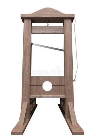Invención de la guillotina