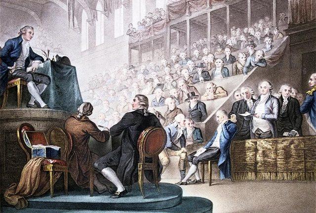 Sentencia a Luis XVI