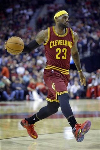 HE RETOURNED TO THE CAVALIERS