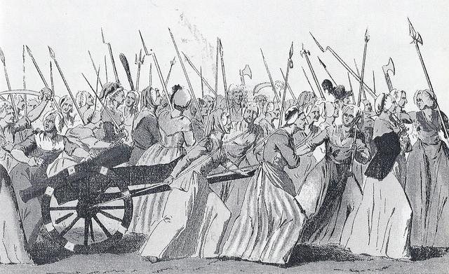 Marcha sobre Versalles.