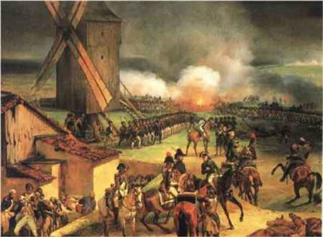 Austria y Prusia declaran la guerra a Francia.