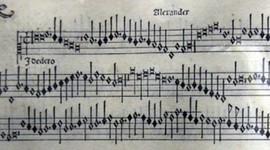 Musica e musicisti dal Medioevo ai nostri giorni timeline