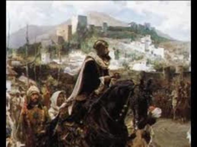 Romance del rey more que perdió Alhama