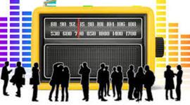 La Radio timeline