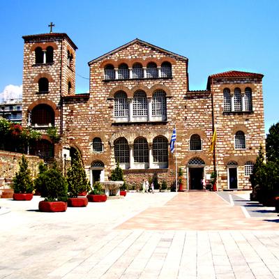 Χρονολόγιο του Ιερού Ναού Αγίου Δημητρίου Θεσσαλονίκης timeline