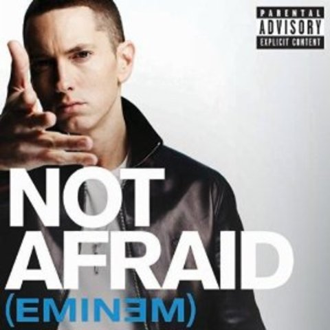 Not Afraid comes out