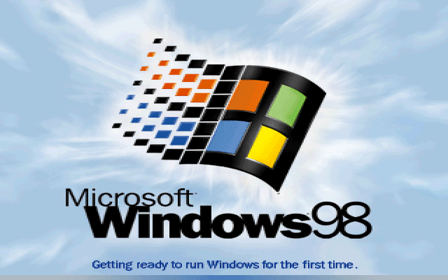1998: Windows 98