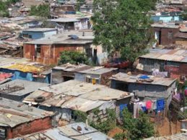 Shantytowns (Hoovervilles)
