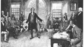 The Timeline of the Events that lead to the Revolution and the Revolution