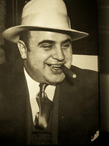 Al Capone Dies