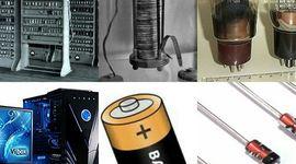 Historia de la Ingeniería electrónica timeline