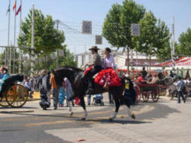 La Feria de Abril Continued