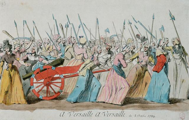Kvinnemarsjen til Versailles