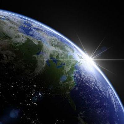 Formación de la Tierra timeline
