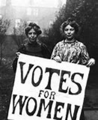 The war (19th Amendment)